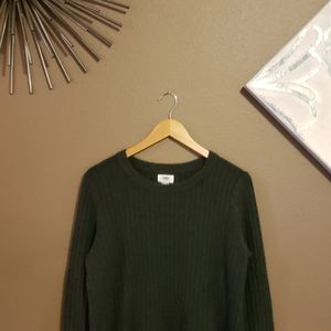 Old Navy Forrest Green Sweater